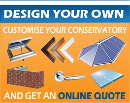 Self Build Conservatories Diy Conservatory Kits